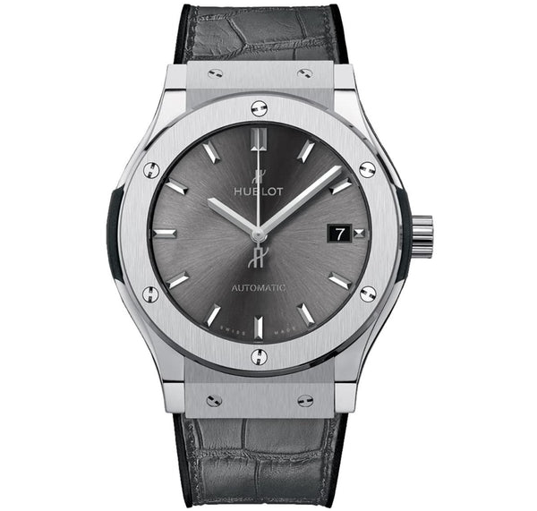Hublot Classic Fusion Racing Grey Automatic Titanium - Watches World