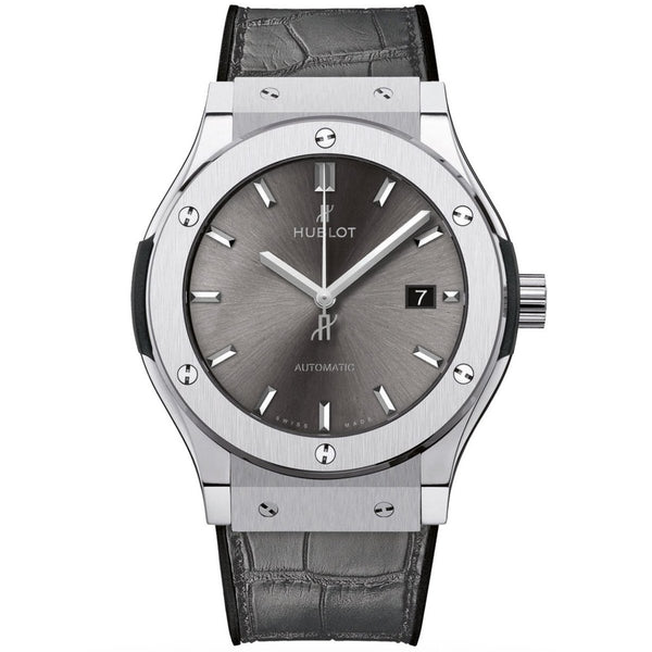 Hublot Classic Fusion Racing Grey Automatic Titanium - 42mm - 542.NX.7071.LR - New - 2019 - Watches World