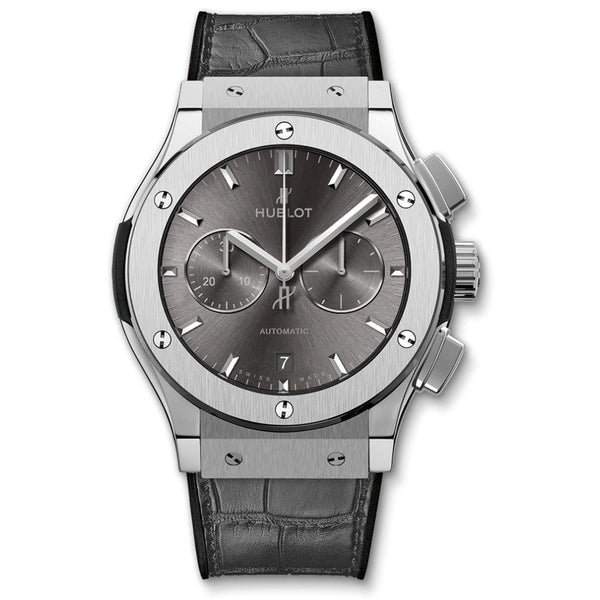 Hublot Classic Fusion Racing Grey Chronograph Titanium 45mm - Watches World
