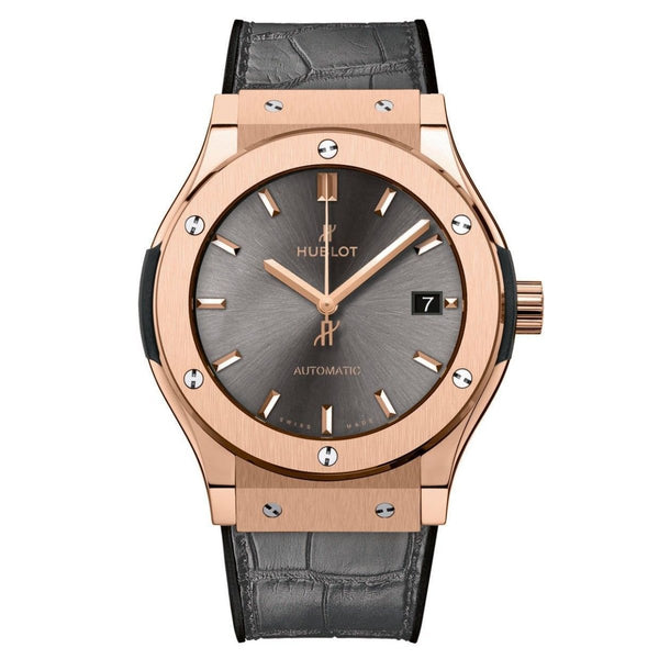 Hublot Classic Fusion Racing Grey King Gold - Watches World