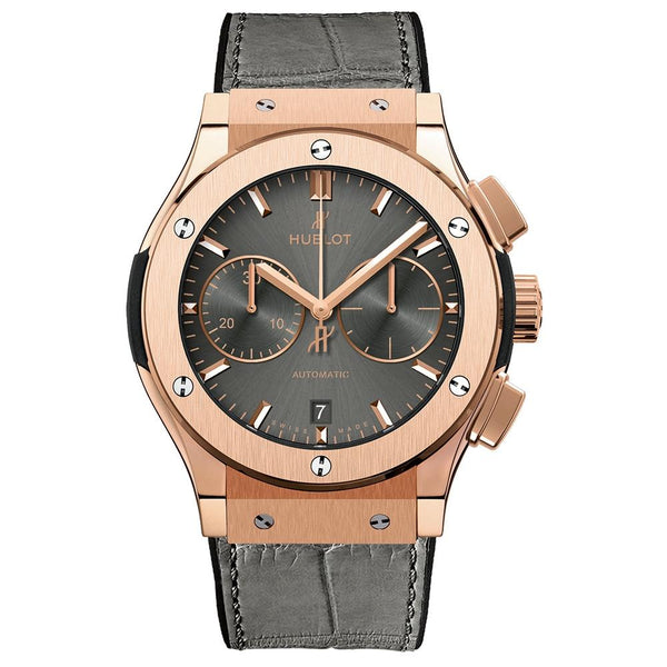 Hublot Classic Fusion Racing Grey King Gold Chronograph - Watches World
