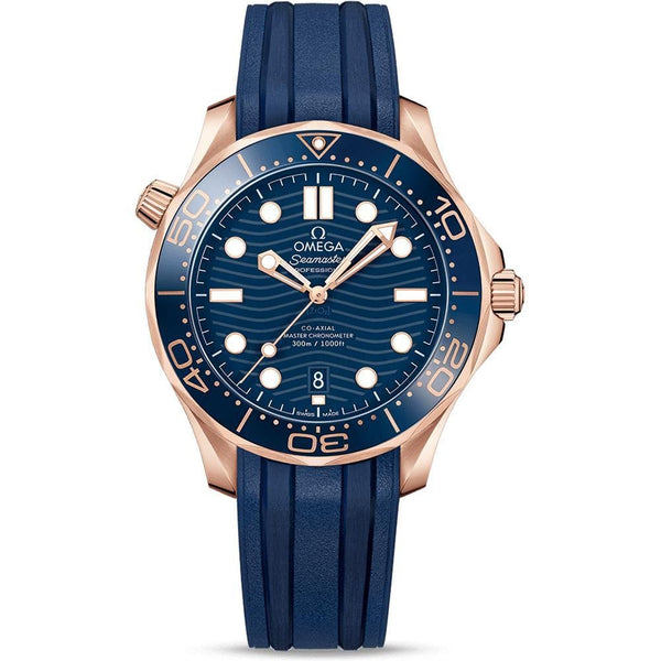 Omega Seamaster Diver 300M Co-Axial Master Chronometer 210.62.42.20.03.001