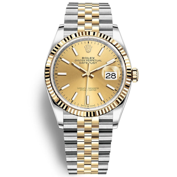 Rolex Oyster Perpetual Datejust 36mm 126233