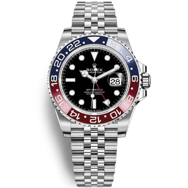 "Rolex Oyster Perpetual GMT-Master II ""Pepsi"" 126710BLRO"