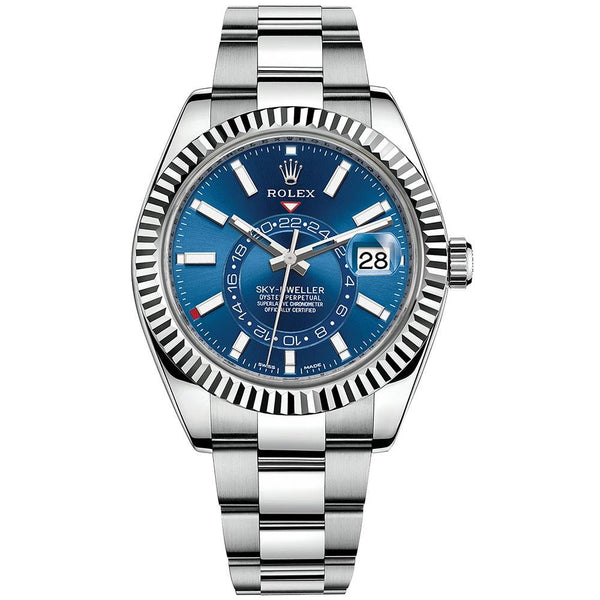 Rolex Oyster Perpetual Sky-Dweller - 42mm - 326934 - New - 2019 - Watches World