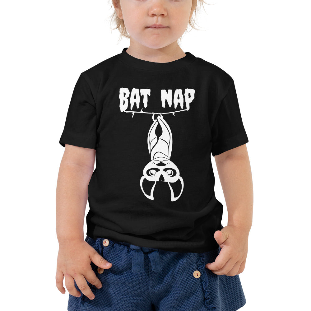 BAT NAP Toddler Short Sleeve Tee