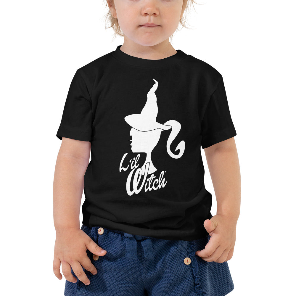 L'IL WITCH Toddler Short Sleeve Tee
