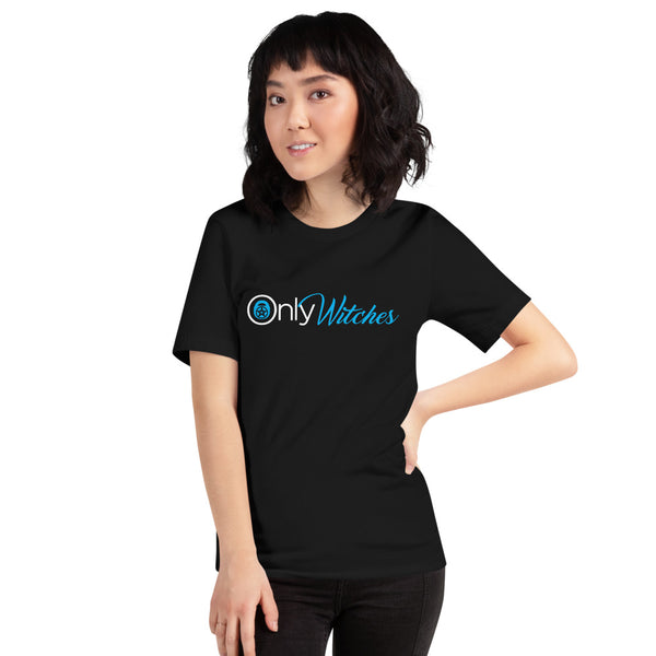 ONLY WITCHES Short-Sleeve Unisex T-Shirt
