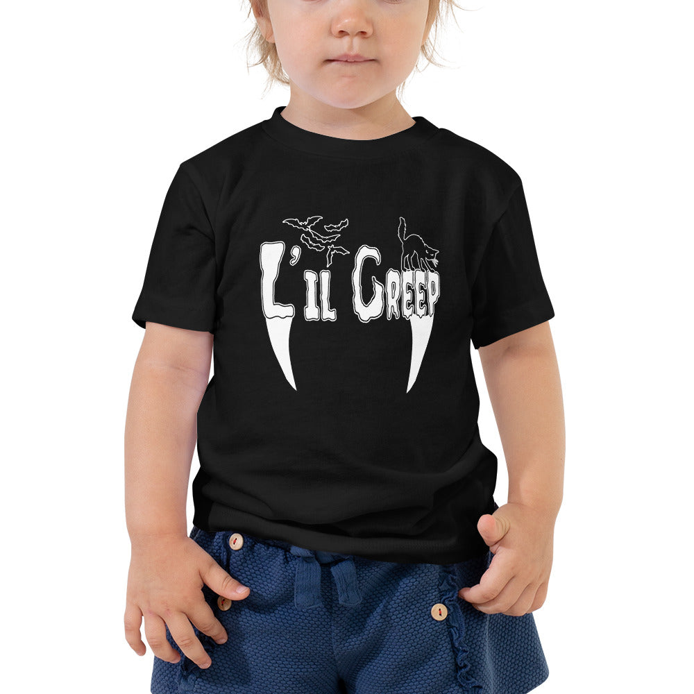 L'IL CREEP Toddler Short Sleeve Tee