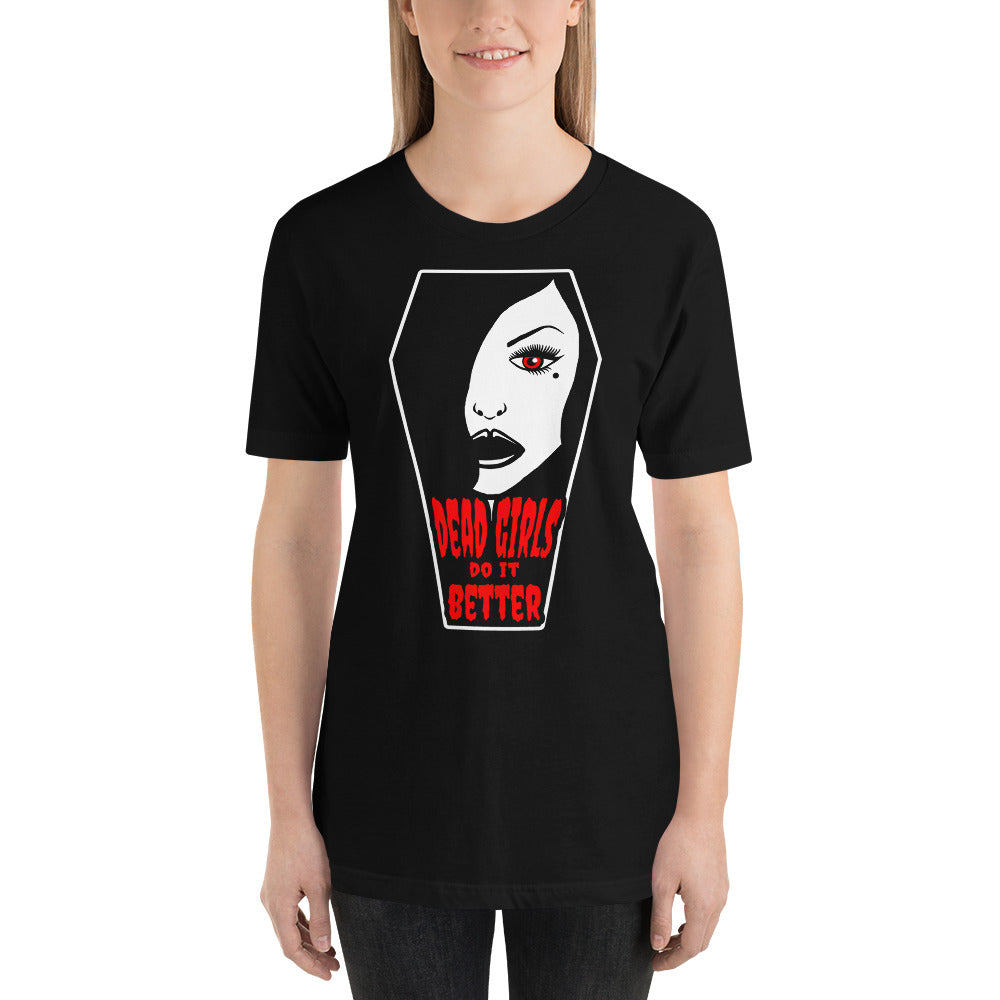 DEAD GIRLS Short-Sleeve Unisex T-Shirt