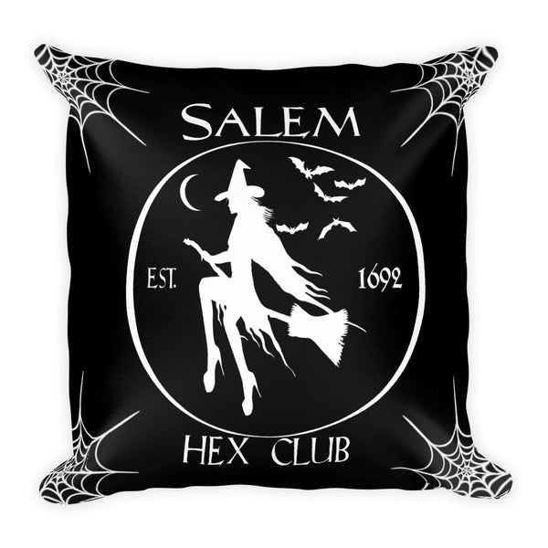 SALEM HEX CLUB PILLOW
