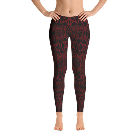 BLOOD WITCH Leggings