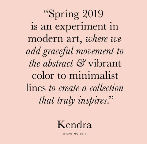 Kendra Scott Spring 2019 Collection