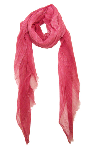 Blue Pacific Scarf in Light Pink