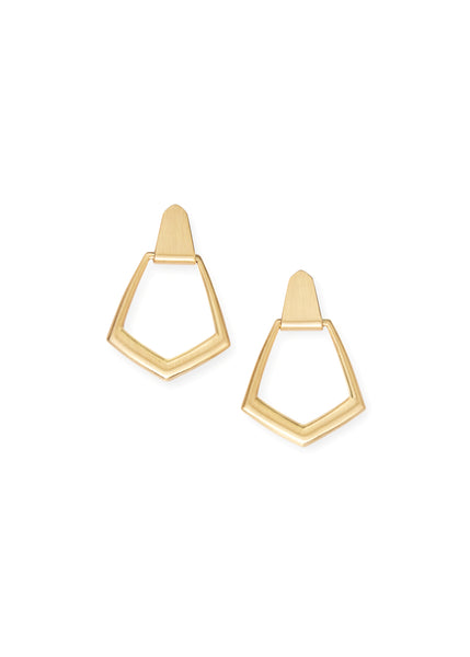 Kendra Scott Paxton Dangle Earrings in Gold Plated