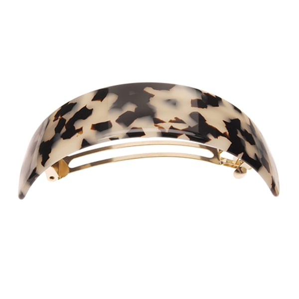 image of France Luxe Extra Volume Barrette in Ivory Tokyo