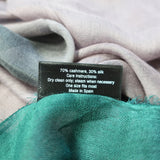 Blue Pacific Dream Cashmere and Silk Scarf in Teal, Slate, and Pink 47 x 37