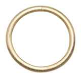 Overhead View of Sheila Fajl Everybody's Favorite Tubular Bangle in Champagne