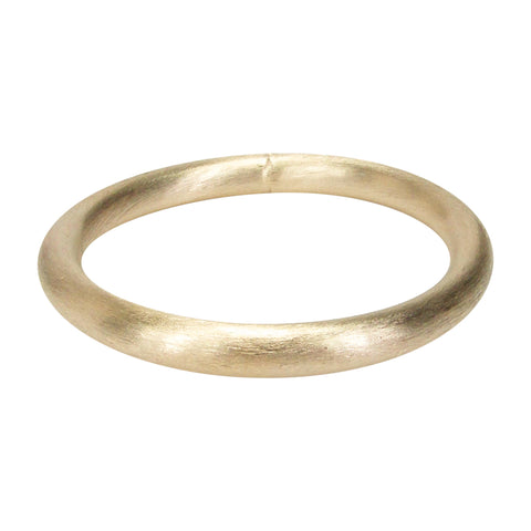 Sheila Fajl Everybody's Favorite Tubular Bangle in Champagne