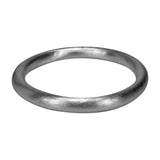 Front View of Sheila Fajl Everybody's Favorite Tubular Bangle in Gunmetal