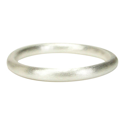 Sheila Fajl Everybody's Favorite Tubular Bangle in Silver