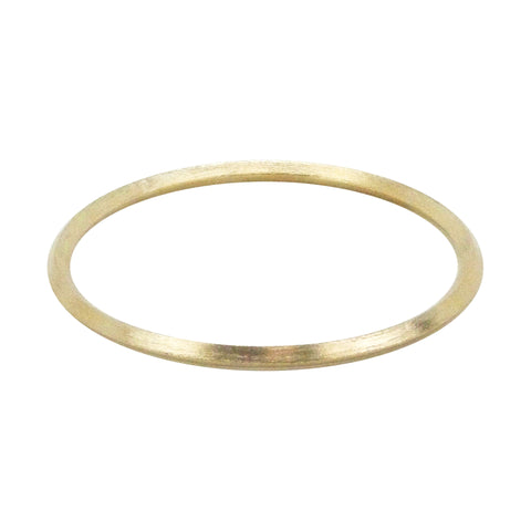 Sheila Fajl Pyramid Bangle Bracelet in Champagne