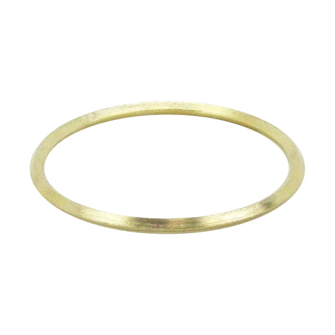 Sheila Fajl Pyramid Bangle Bracelet in Gold Plated