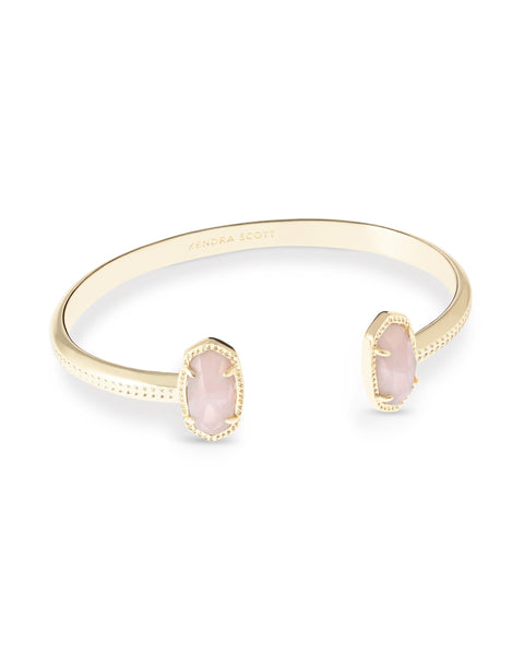 Rose Quartz/Gold