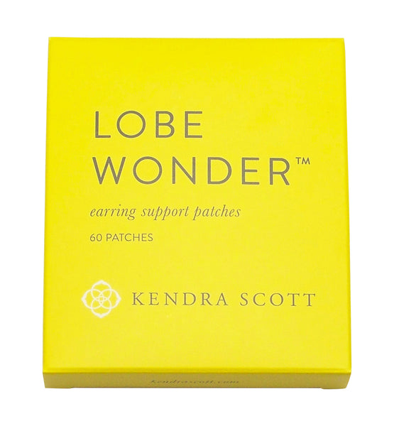Front of Kendra Scott Stay Fit Lobe Wonders for Earrings