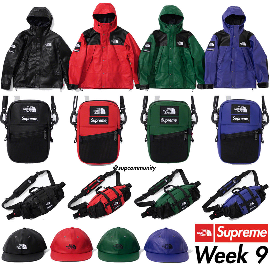 Supreme Week 9 Retail S And