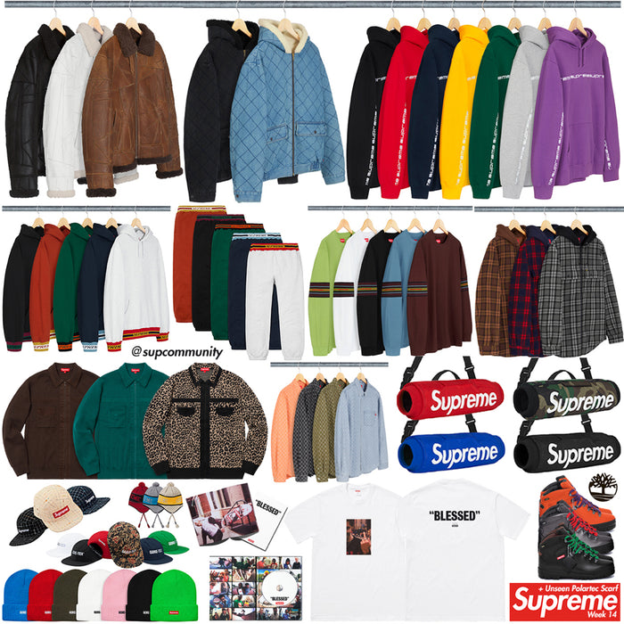 Supreme Setup Guide & Keywords Week 14 FW18