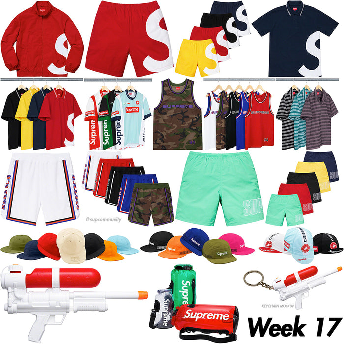 Supreme Setup Guide & Keywords Week 17 SS19
