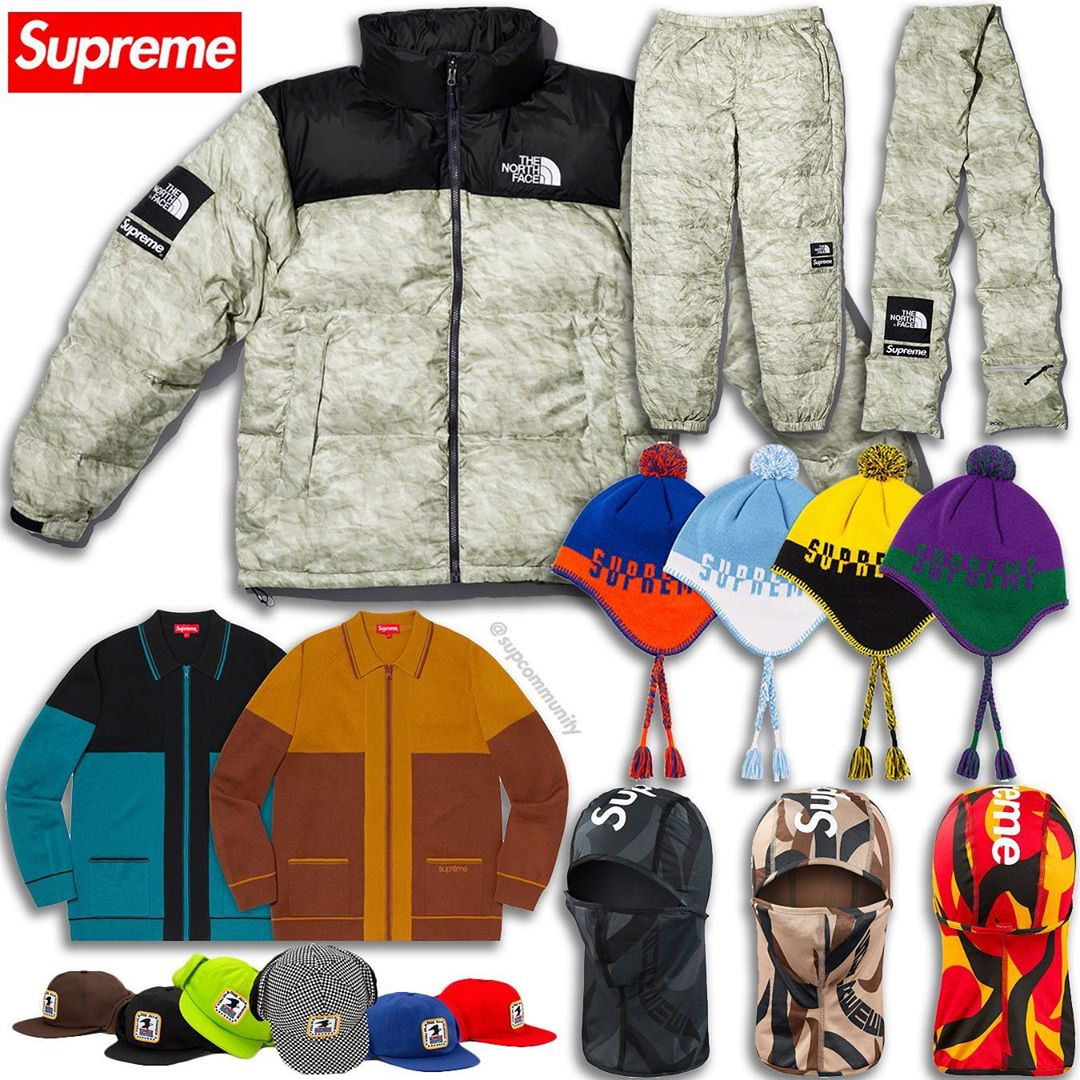 Supreme Setup Guide & Keywords Week 18 FW19