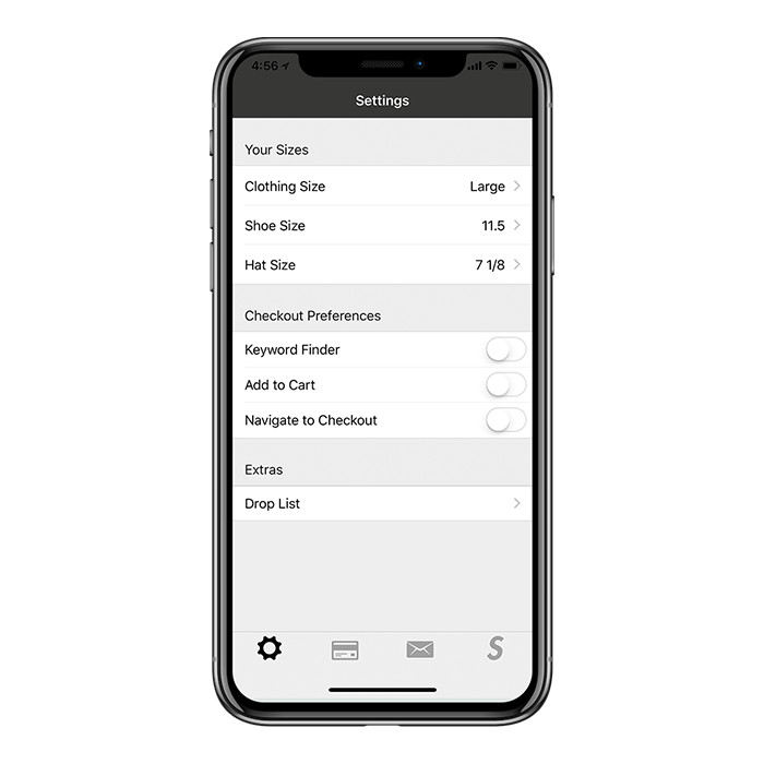ForceCop Supreme Bot for iOS