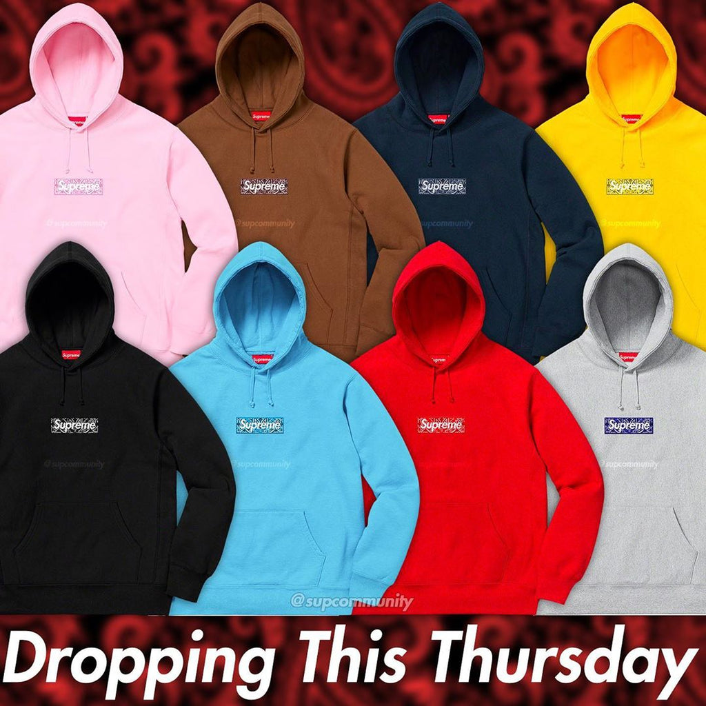 Supreme Week 16 Retail S And