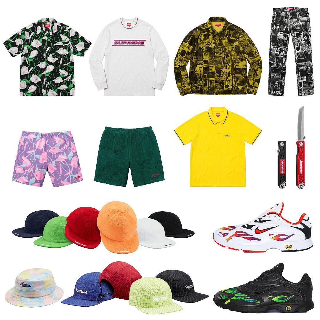 Supreme Setup Guide & Keywords Week 17 SS18