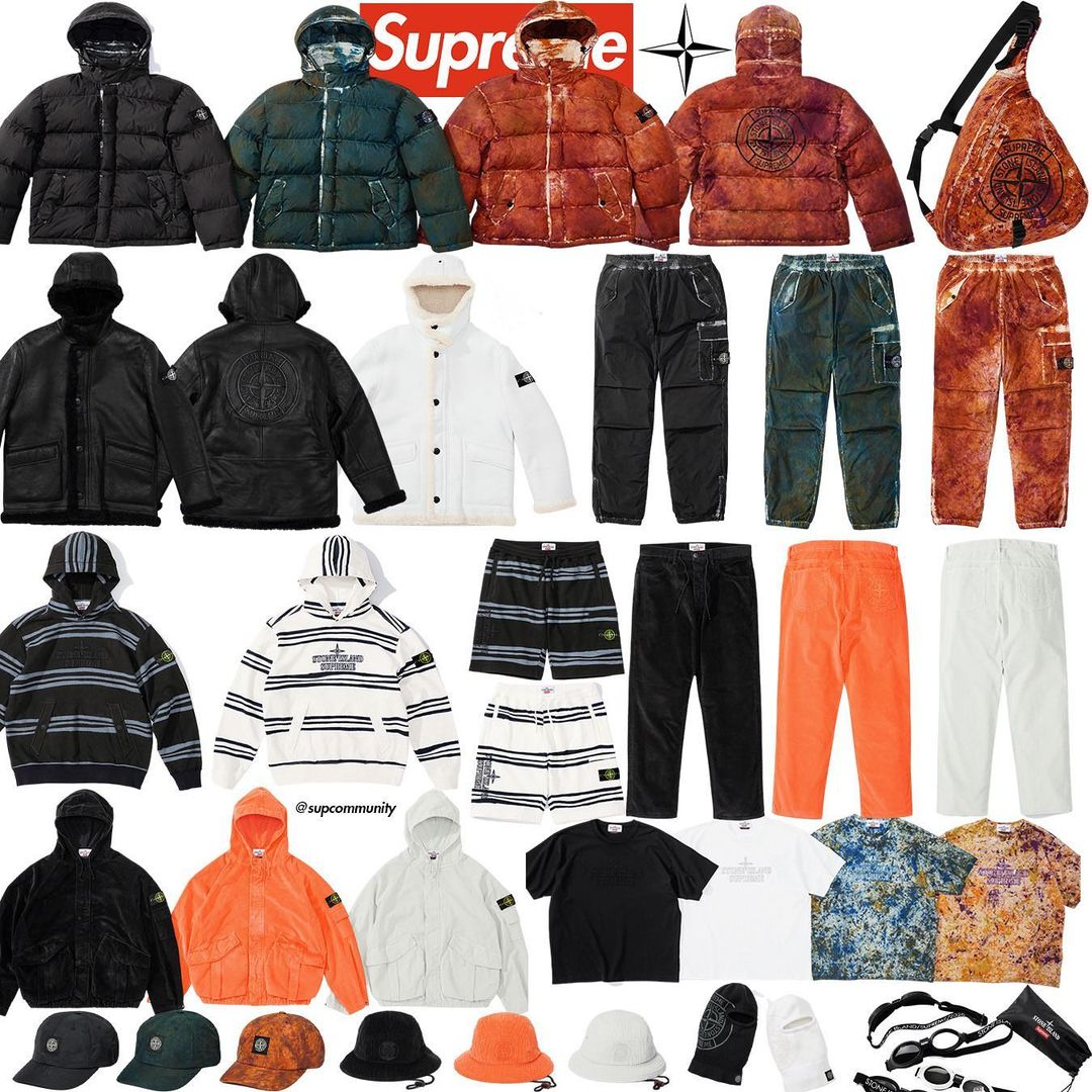 Supreme Week 13 Retail Prices and Droplist (FW20)