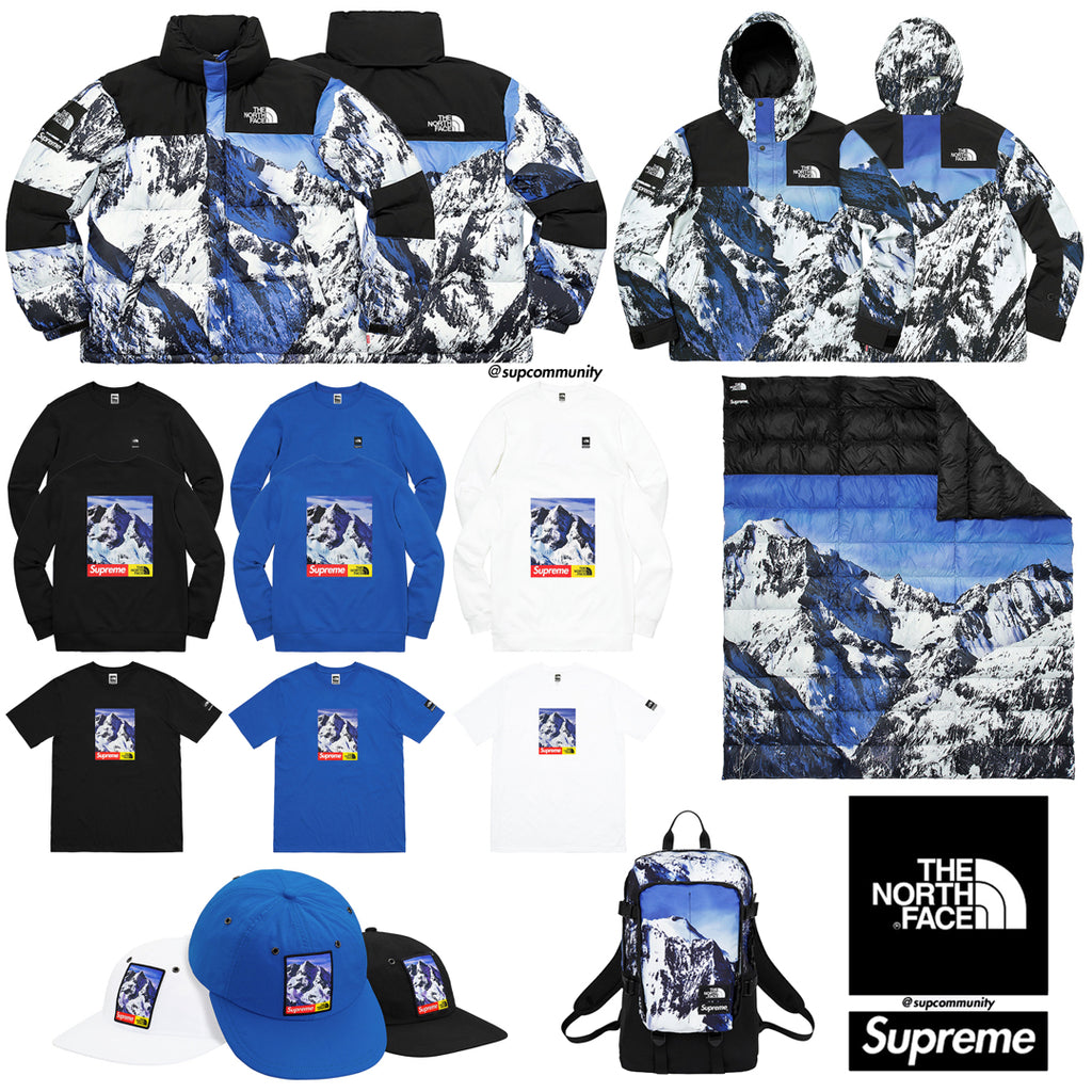81b62f19 Supreme Setup Guide & Keywords Week 15 (The North Face x Supreme) | ForceCop