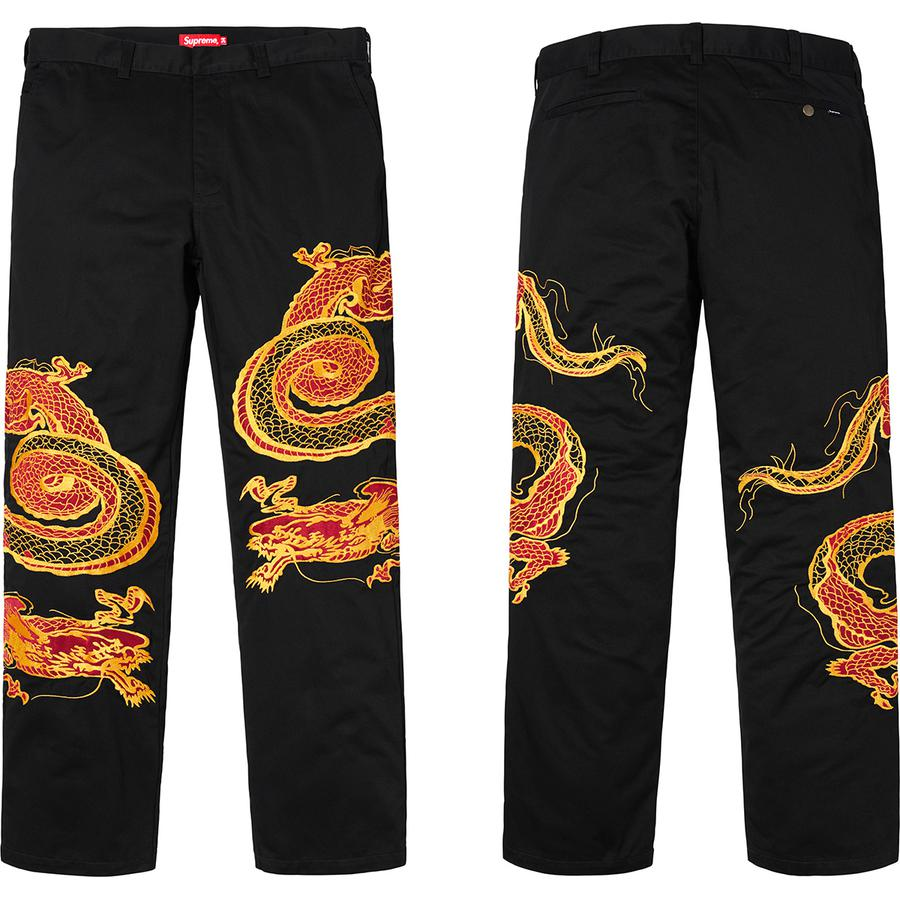 Supreme Dragon Work Pant