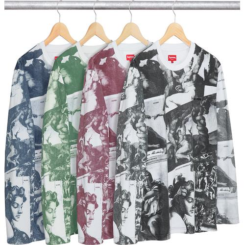 Michelangelo L/S Top Supreme Fall/Winter 2017