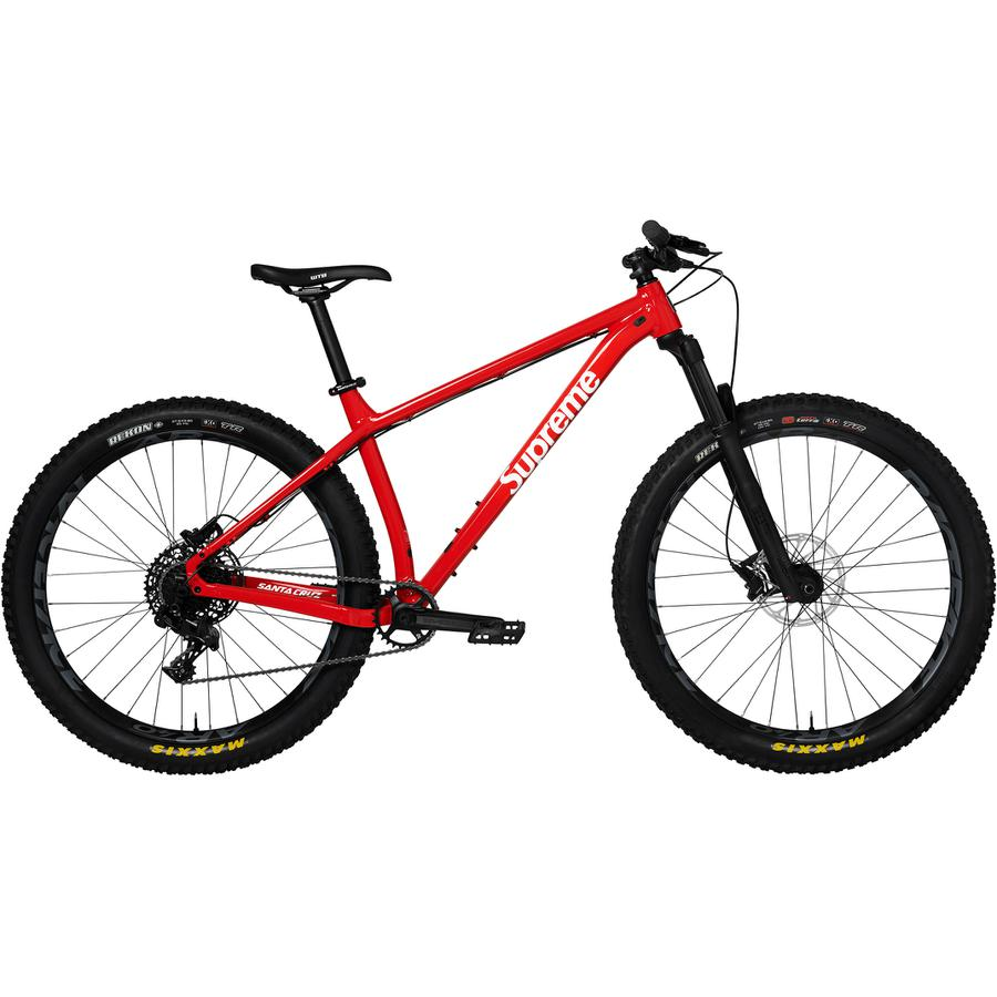 "Supreme/Santa Cruz Chameleon 27.5"" Bike"