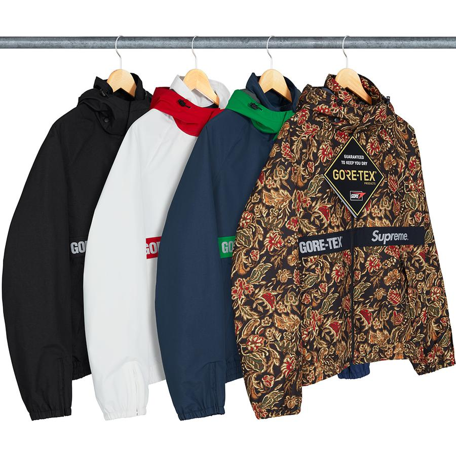 Supreme GORE-TEX Court Jacket