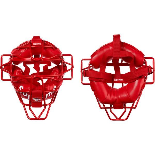 Supreme/Rawlings Catcher's Mask