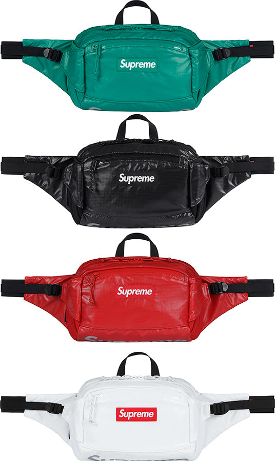 Laminated Waist Bag Supreme Fall/Winter 2017 (FW17)