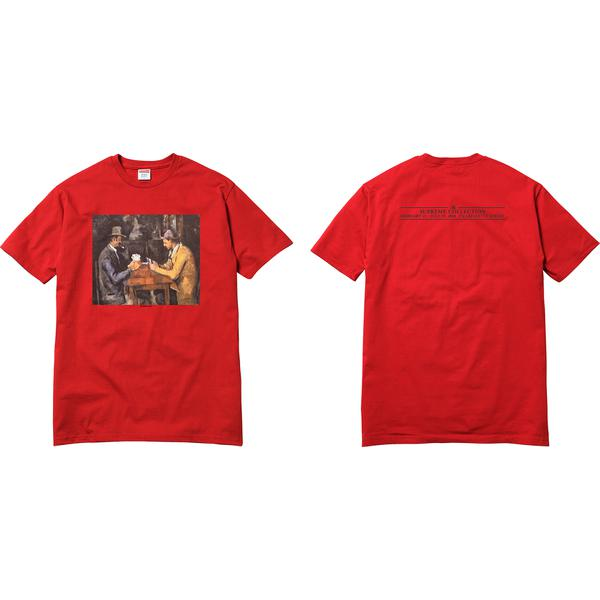 Supreme Cards Tee SS18