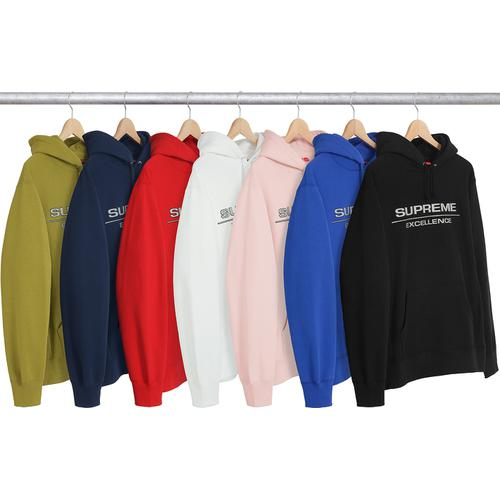 Reflective Excellence Hooded Sweatshirt