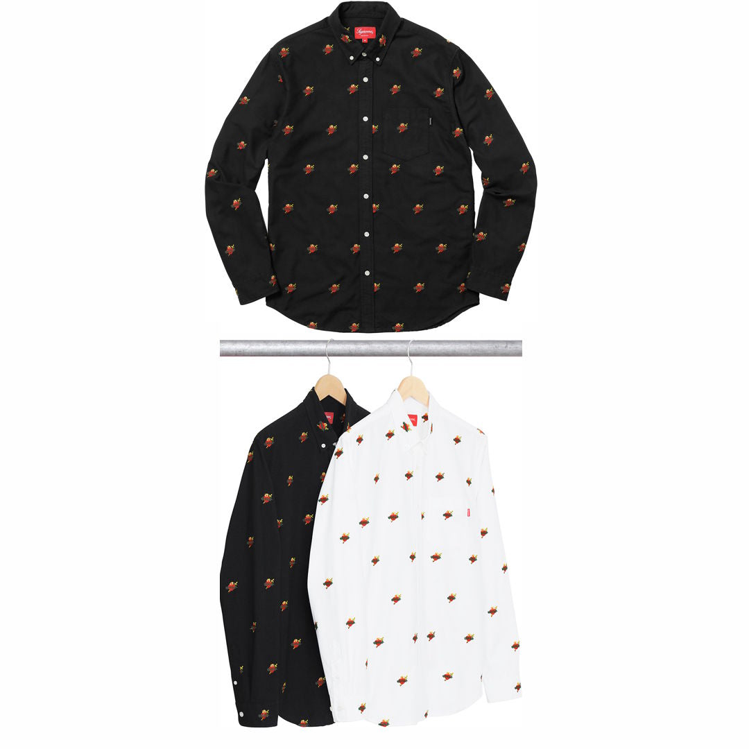 Sacred Hearts Oxford Shirt Fall/Winter 2017 (FW17)