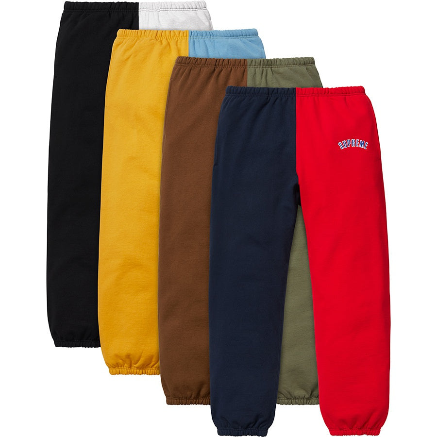 Supreme Split Sweatpant