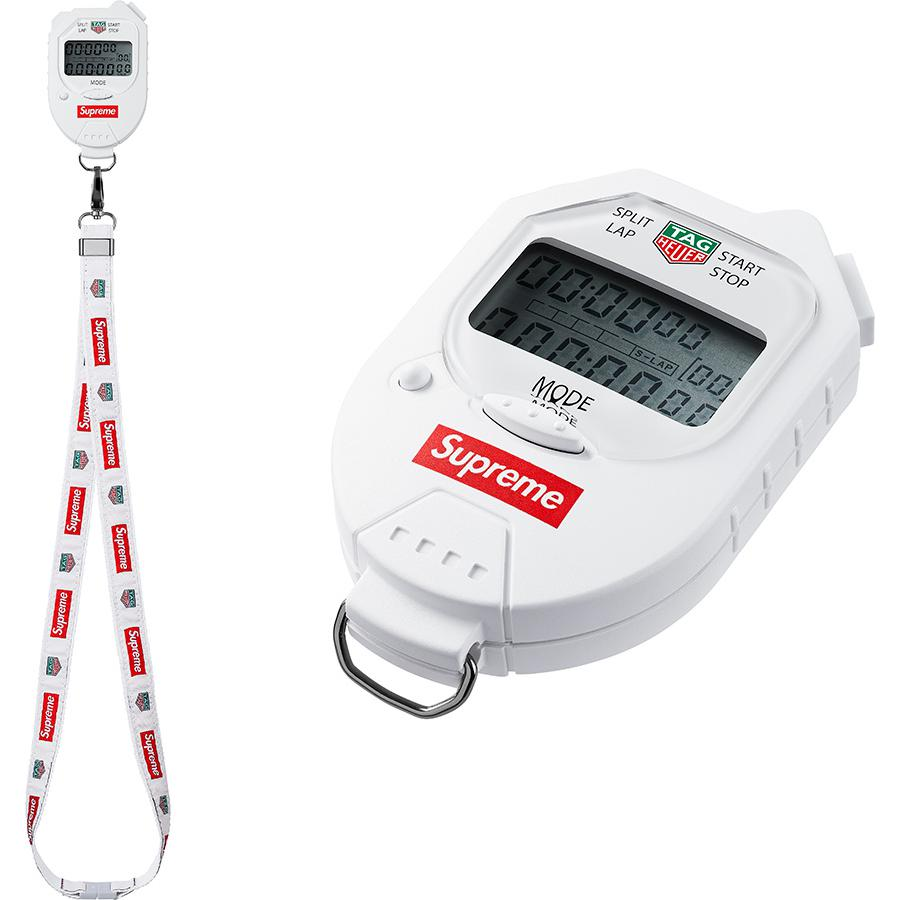 Supreme/Tag Heuer Pocket Pro Stopwatch