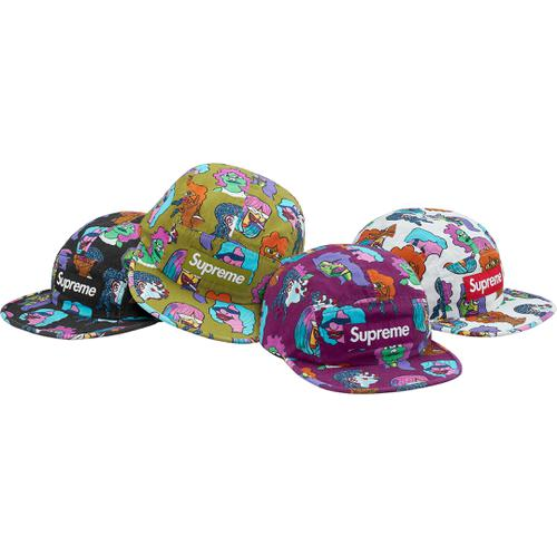 Gonz Heads Camp Cap